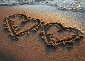 2 Hearts In The Sand