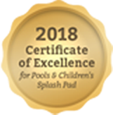 2018 Pool Badge