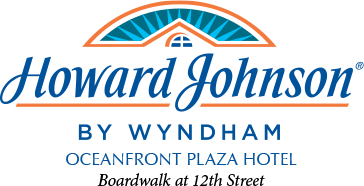 Howard Johnson® By Wyndham Oceanfront Plaza Hotel logo