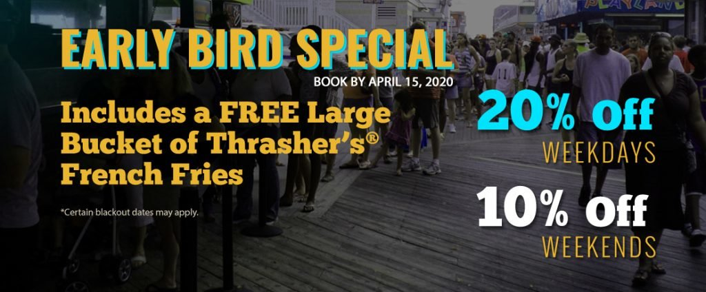 BHG Early Bird Special deal