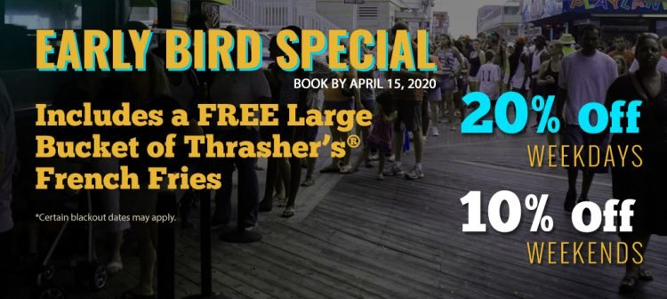 Package - Early Bird Special