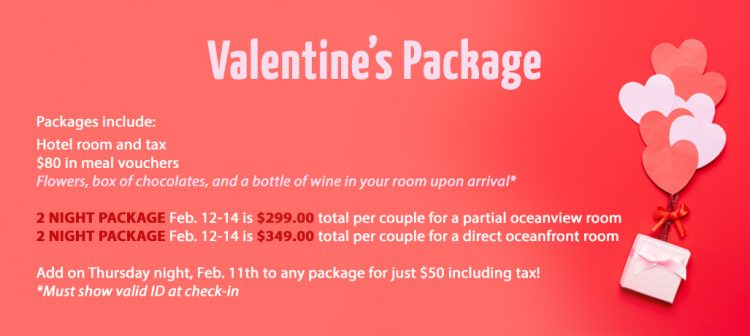 Package - Valentine's Day Package